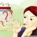 Как да изчислите с точност менструалния си цикъл сами?